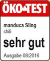 manduca sling öko test