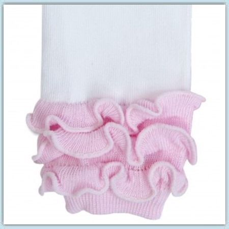 BabyLegs Newborn organic - Bow Peep