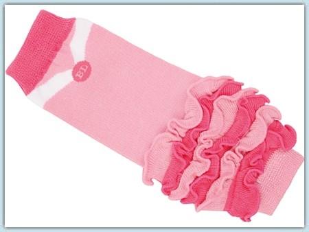 BabyLegs Newborn organic - Lil Pink Princess