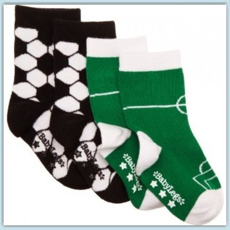 BabyLegs Socks 6er Set - Sports Fan