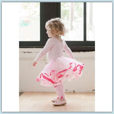 BabyLegs organic Variante - Ballerina