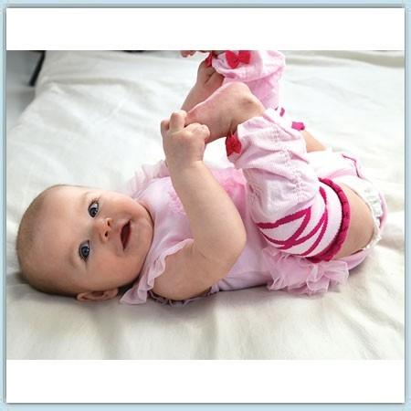 BabyLegs Newborn organic - Lil Ballerina