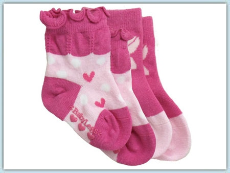 BabyLegs Socks Standard 2 Paar- Encore