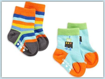 BabyLegs Socks Standard 2 Paar - Galactic