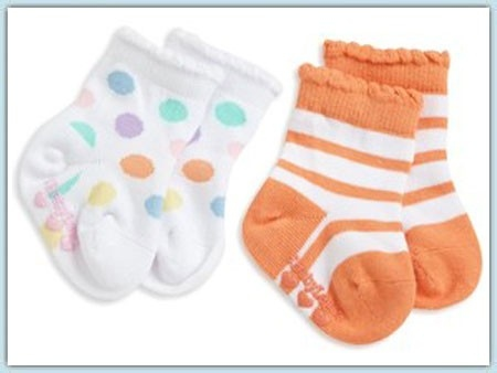 BabyLegs Socks Standard - Pina Colada