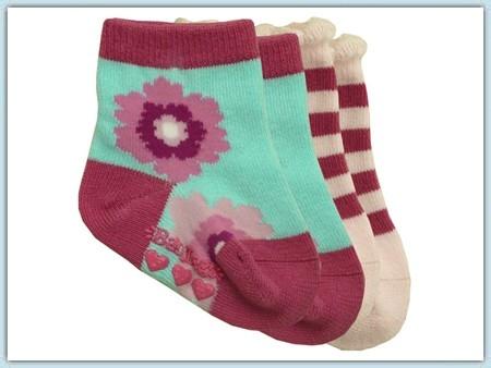 BabyLegs Socks Standard 2 Paar - Silk Road