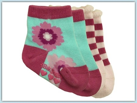 BabyLegs Socks Standard - Silk Road