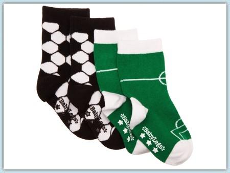 BabyLegs Socks Standard - Turf