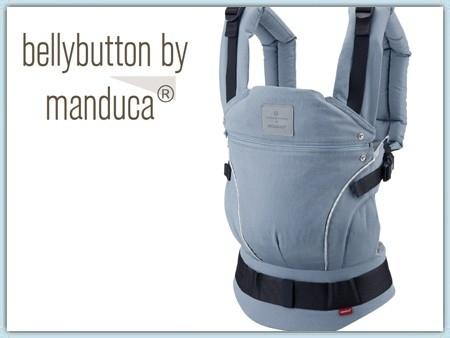 bellybutton by Manduca SoftCheck blue