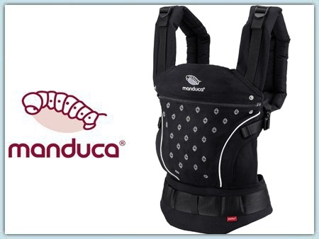 Manduca Limited Edition BlackDiamond