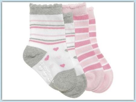 BabyLegs Socks organic  2 Paar - Cheshire