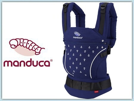 Manduca Limited Edition 2018 BlueAnchors