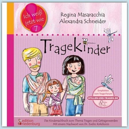 Buch Tragekinder - Ich weiß jetzt wie (Band 7)