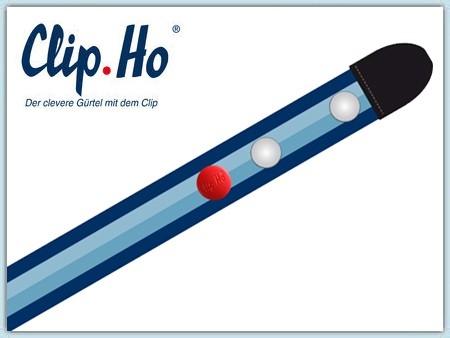 Clip.Ho Gürtel - marine eisblau hellblau 74-86