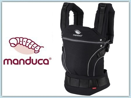 Manduca BlackLine - PhantomGrey