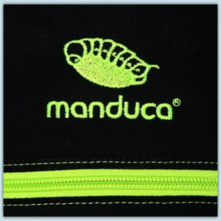Manduca BlackLine SreaminGreen