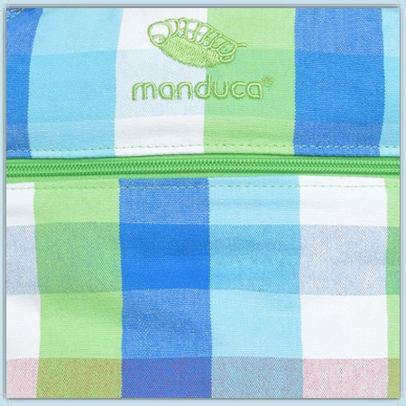 manduca® Limited Edition Vivid Green