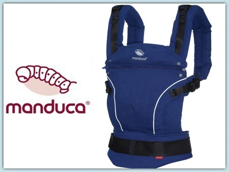 Manduca PureCotton Royal blue