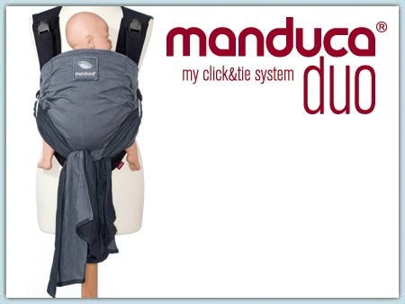 Manduca Duo - grey
