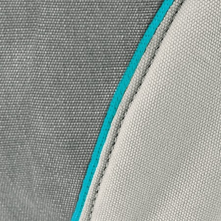 Manduca XT Cotton - grey ocean