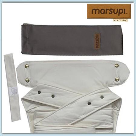 Marsupi Classic Babytrage - natur - wie neu