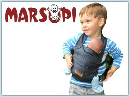 mini Marsupi - Doll Carrier
