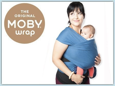 Moby Wrap Classic - Marina