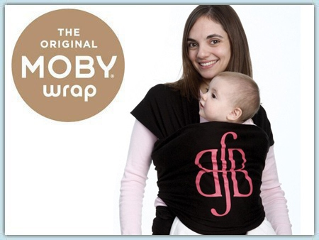 Moby Wrap Design - Best for Babes