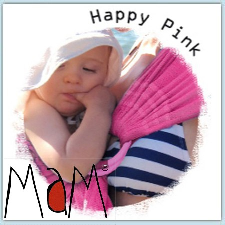 MaM Water Sling - Happy Pink