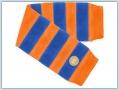 BabyLegs Varsity - royal orange