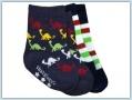 BabyLegs Socks organic 2 Paar - Bronto Baby