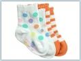 BabyLegs Socks Standard 2 Paar - Pina Colada