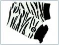 BabyLegs Standard - Zippy Zebra