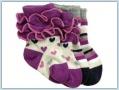 BabyLegs Socks  2 Paar Standard - Heart Felt