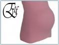 Elf bellybelt - uni delicate  pink