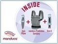 Manduca Premium Bundle PureCotton Dark grey