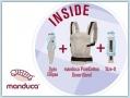 Manduca Premium Bundle PureCotton Desert sand
