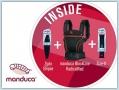 Manduca Premium Bundle BlackLine RadicalRed