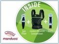 Manduca Premium Bundle BlackLine ScreaminGreen