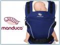 manduca® PureCotton Royal blue