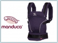 Manduca PureCotton - Purple