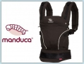 Manduca PureCotton Coffee brown