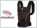 manduca® PureCotton Coffee brown