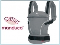 Manduca PureCotton - Dark grey