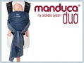 Manduca Duo - blue