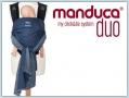 Manduca Duo - blue
