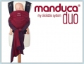 Manduca Duo - red