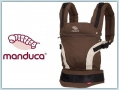 Manduca First HempCotton - brown