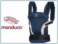Manduca First HempCotton - navy