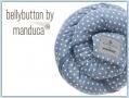 bellybutton by Manduca Sling - WildCrosses blue